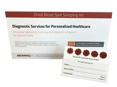 Ordering Diagnostic Kits